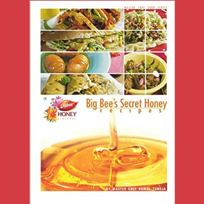 <span>Books</span>Big Bees Secret Honey Recipes
